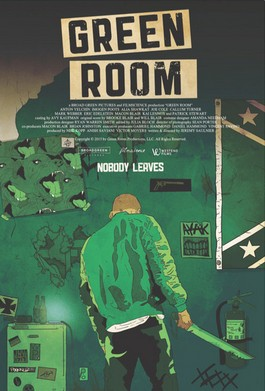 Green Room 2016 Movie Full Star Cast Crew Release Date