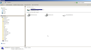 Struktur File pada My Computer