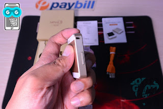 review lefant morecard iphone dual sim Indonesia