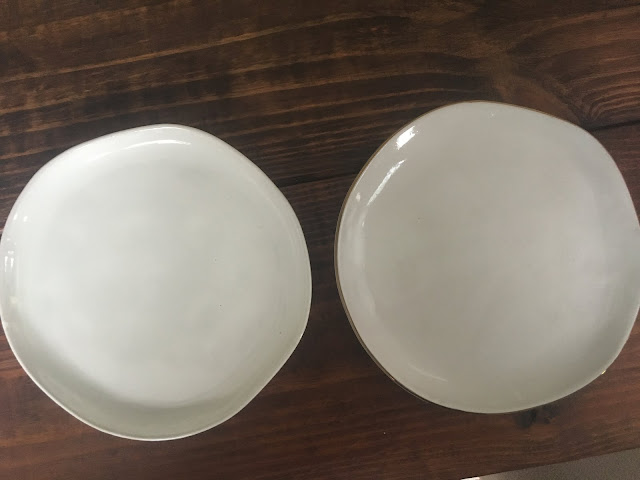 target plates