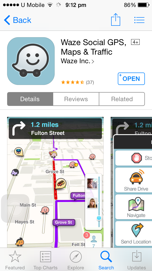 Life After Graduate: How to Use Waze App (With Step-by-Step Screenshots)