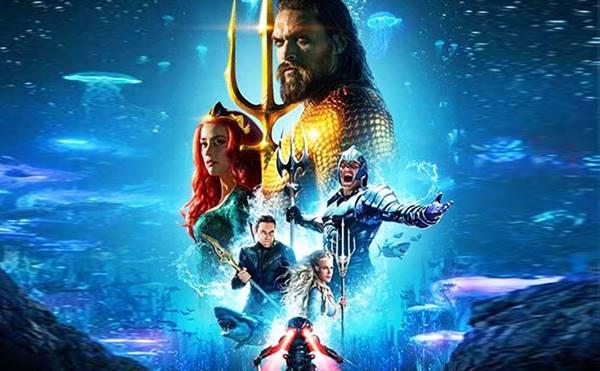 Para pemeran film Aquaman