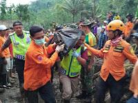 Lima Korban Banjir Bandang Grabag Ditemukan Meninggal