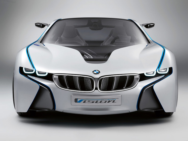 Gambar Mobil BMW EfficientDynamic Concept 2009 title=