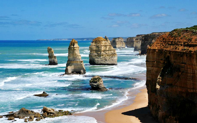 My Top 5 Australian Bucket List Experiences Twelve Apostles Helicopter Flight