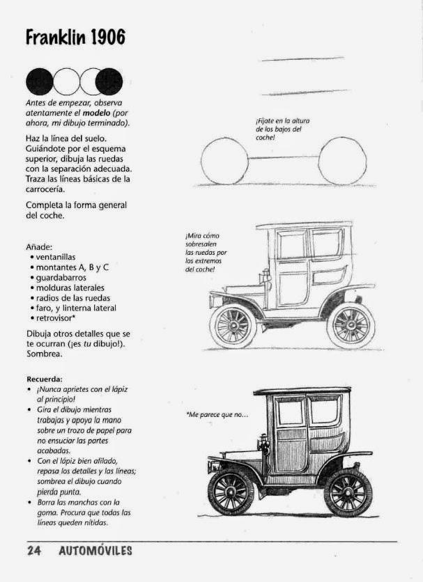 ARQUIPROYECTOS: APRENDE A DIBUJAR AUTOS