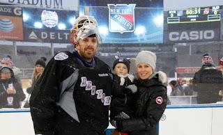 Henrik Lundqvist Family