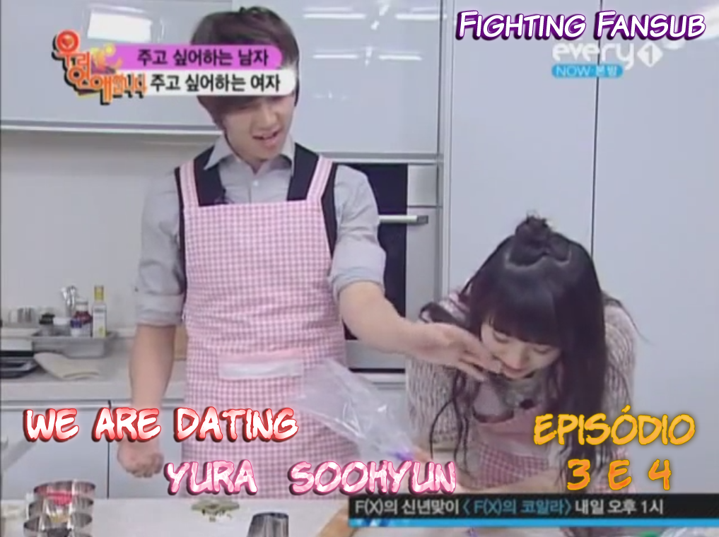 we are dating u kiss and girls day episodes