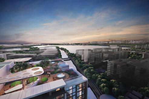 Parc Riviera Sky Terrace