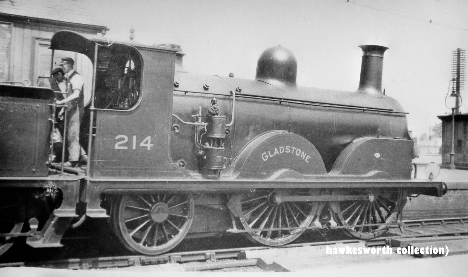 Steam Locomotives - 1920s: 200-206 Gladstone Bag