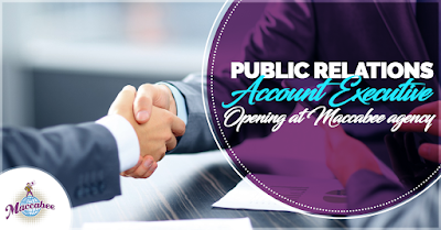 http://maccabee.com/public-relations-account-executive-opening-at-maccabee-agency/