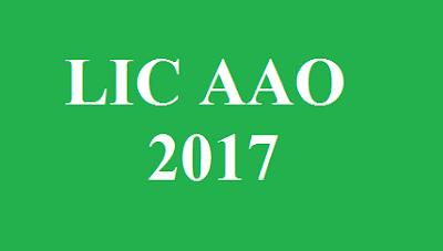 LIC AAO 2017