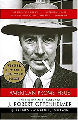 American Prometheus by Kai Bird and Martin J. Sherwin (Book cover)