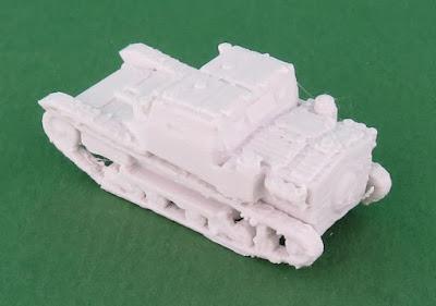 Carro Armato L3 Tankette picture 2