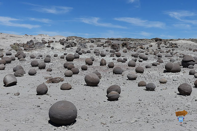 Cancha de Bochas Ischigualasto - San Juan - Argentina