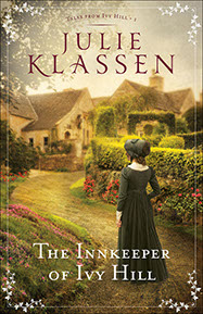 Book cover: The Innkeeper of Ivy Hill by Julie Klassen