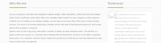 trusted online solutions provider in Cardiff