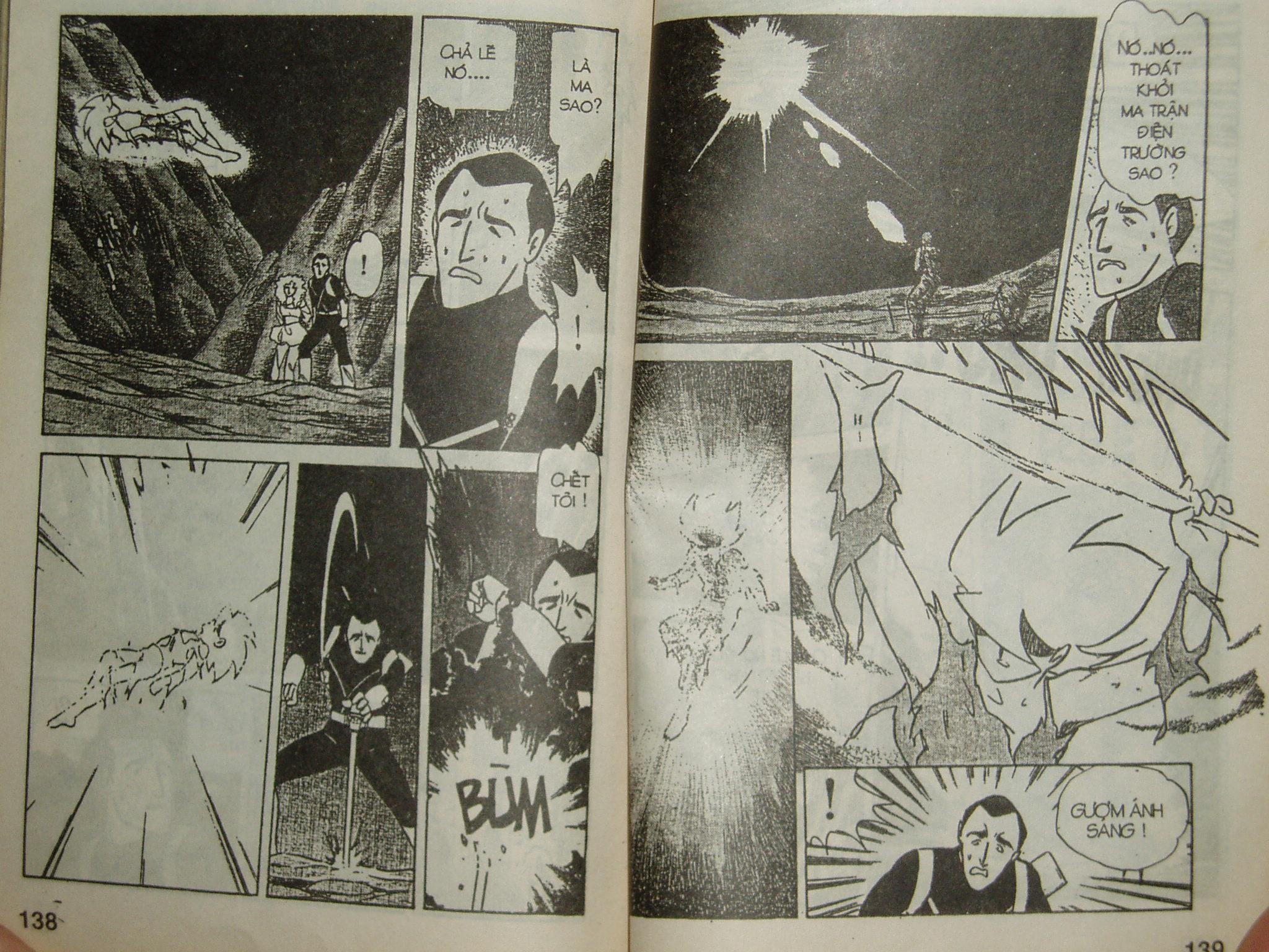 Siêu nhân Locke vol 16 trang 67