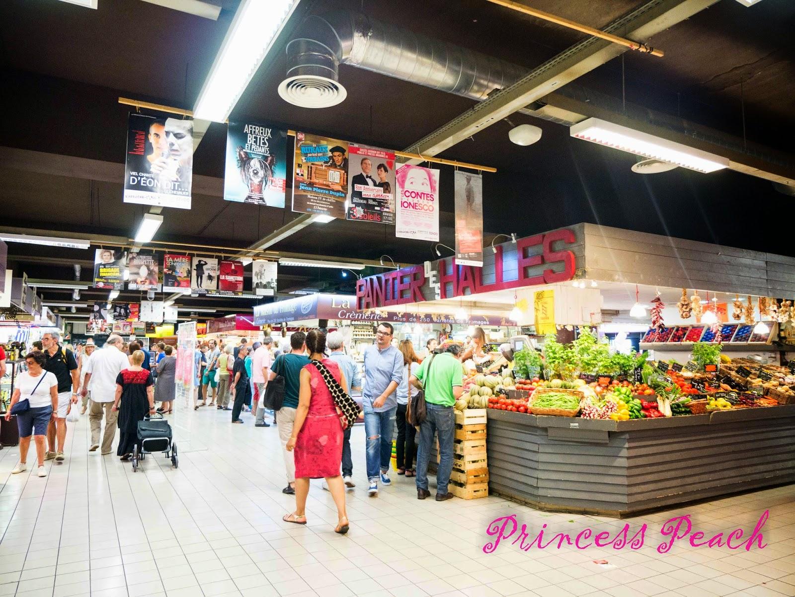 亞維儂傳統市集-Les-Halles