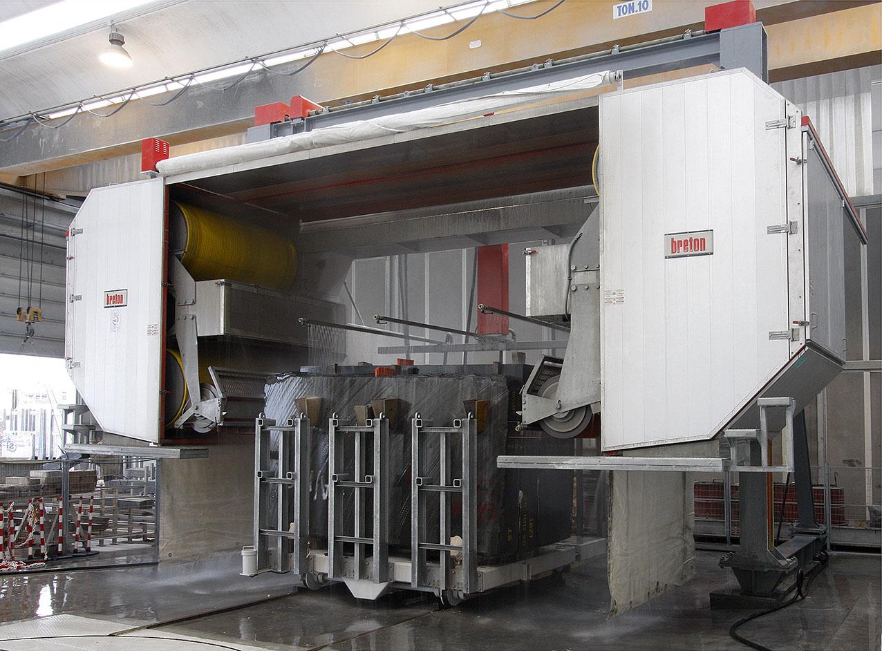 Big deals on Breton\'s second-hand machines! ~ Breton stone machinery