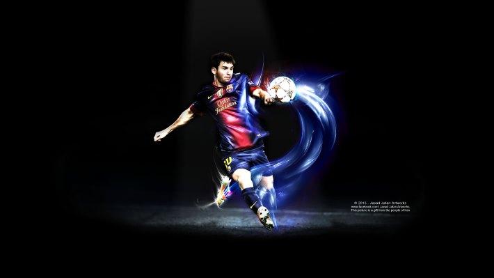 Wallpaper 2: Lionel Messi