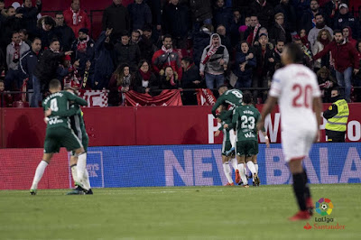 Crónica Sevilla FC 3 - Real Betis 5