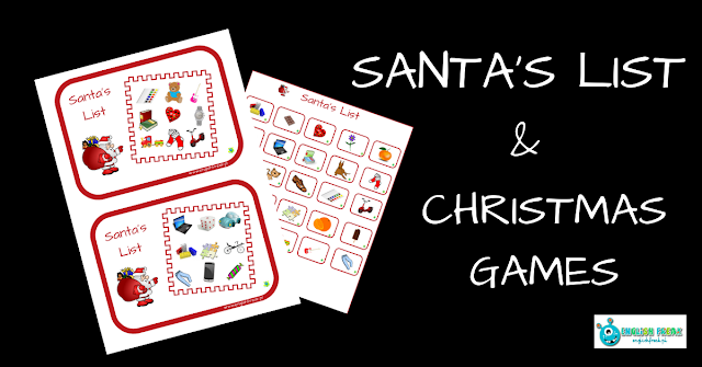 Santa's List and Christmas Games