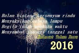 Kata Ucapan Selamat Tahun Baru