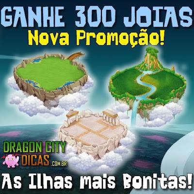 As Ilhas mais Bonitas de Março - Ganhe 300 Joias!