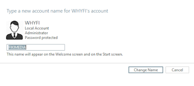 type a new account user windows 10