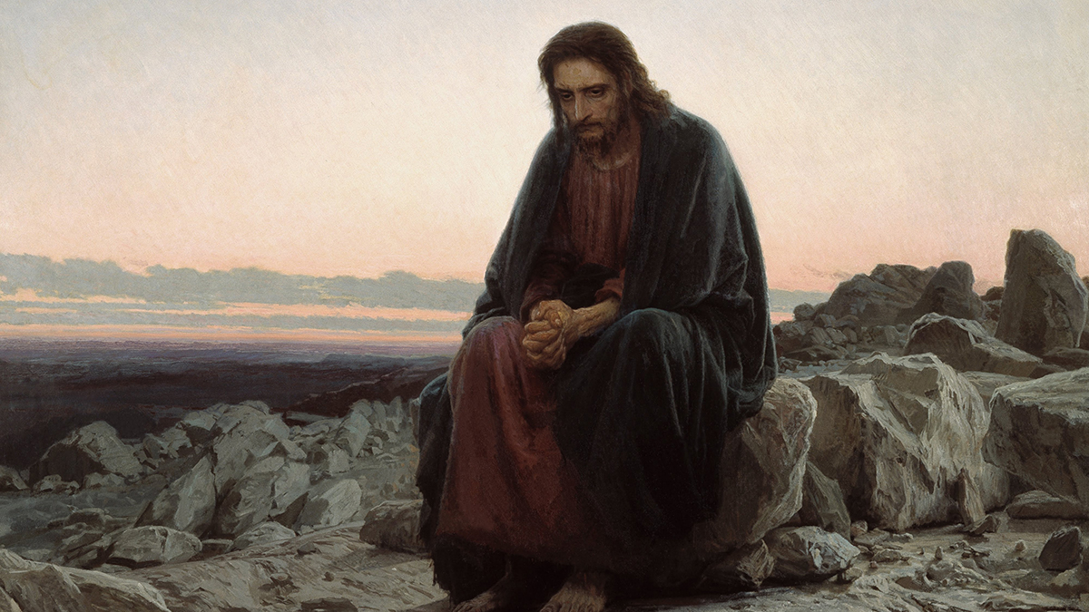 Bagaimana Yesus Menghabiskan Waktu dalam Kesendirian?