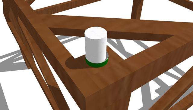 Membuat Meja Getar Murah untuk Memadatkan Campuran Beton