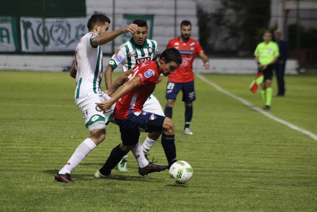 Nacional ganó en la Arboleda