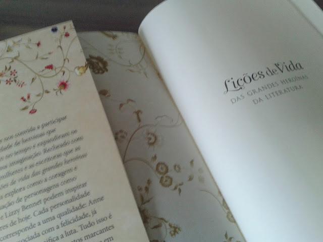 Resenha: Lições de Vida das Grandes Heroínas da Literatura [Mês das Mulheres]