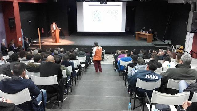 """Ηγουμενίτσα: Με επιτυχία η ημερίδα με θέμα """"Ασφαλής πλοήγηση στο διαδίκτυο"""""""