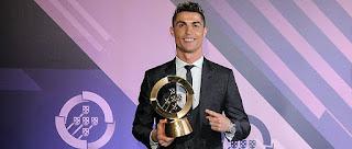 Cristiano mejor jugador portugues 2017