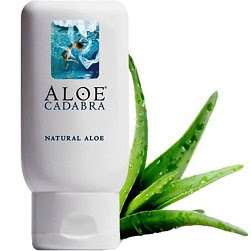 Aloe Cadabra Organic Lubricant Natural 2.5 Oz Bottle