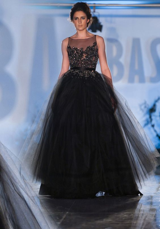 15 gaun pengantin warna hitam terbaru update gebeet com