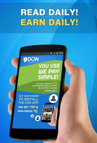 don recharge app