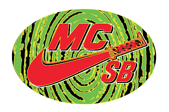 MC SB STICKER