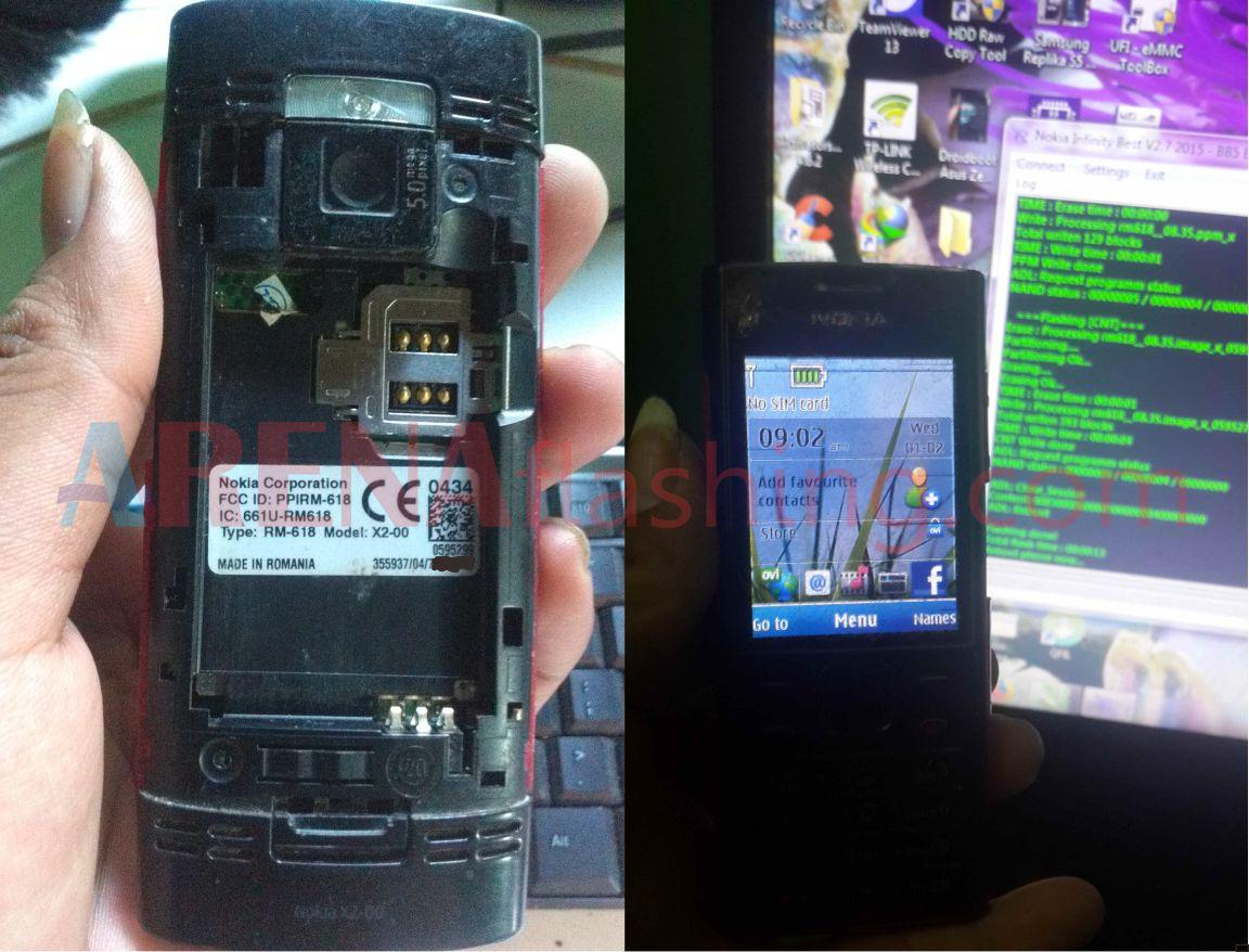 Cara Flash Nokia X2 00 Rm 618 Mudah Tutorial Flashing Android Bootloop Atau Hang Logo Bahkan Mengalami Restart Sendiri Disini Tool Yang Saya Guanakn Infinity Best 207 Terbukti Ampuh