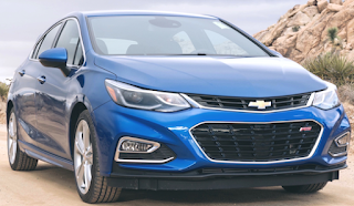 Chevy Cruze Hatchback 2019