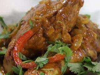 Recetas bajas en calorias y grasas pollo caribe o - Comidas sanas y bajas en calorias ...