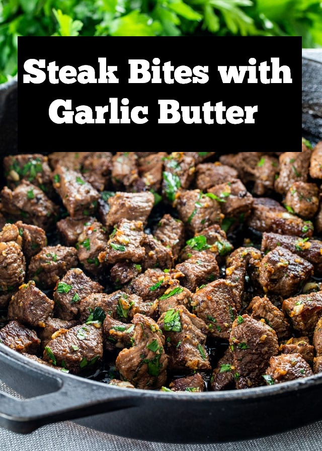 Steak Bites with Garlic Butter Recipe | Steak Bites Recipe | Steak Recipe | Sirloin Steak Recipe | Easy Dinner Recipe | Easy meal recipe | Easy party snack | Easy appetizer recipe #steak #steakbites #sirloin #sirloinsteak #dinnerrecipe #easymeals #easydinnerrecipe #appetizers #partysnack