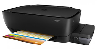 sans fall refill construction deduces no to a greater extent than powder HP DeskJet GT 5811 Drivers Download And Review