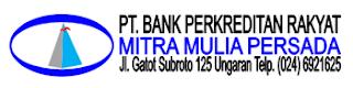 Lowongan Account Officer Kredit PT. BPR Mitra Mulia Persada - Ungaran