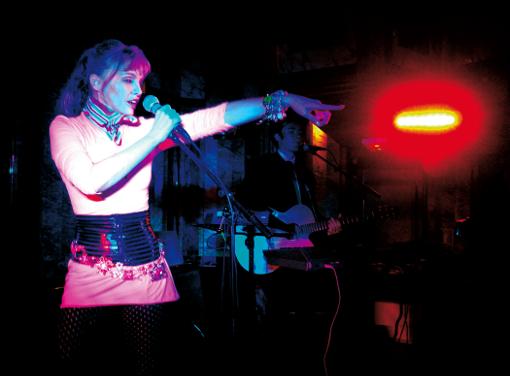 Arielle Dombasle concert live paris