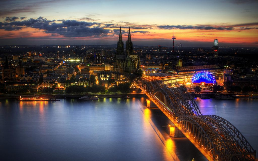 full picture: Cologne Germany