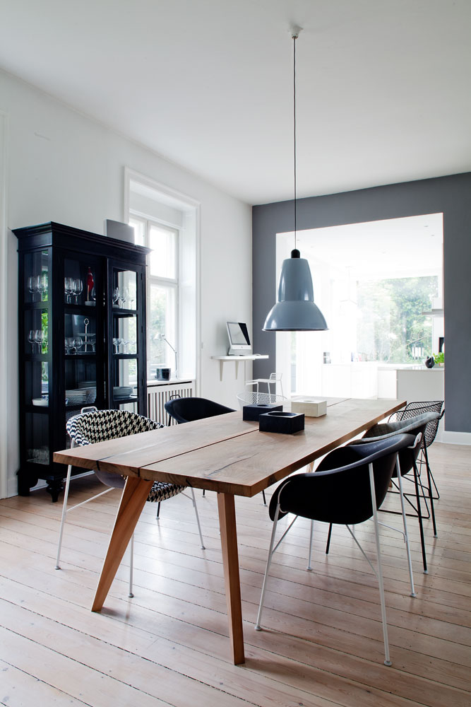 Lampe Modern Esstisch My Scandinavian Home: A Beautifully Simple Danish Home