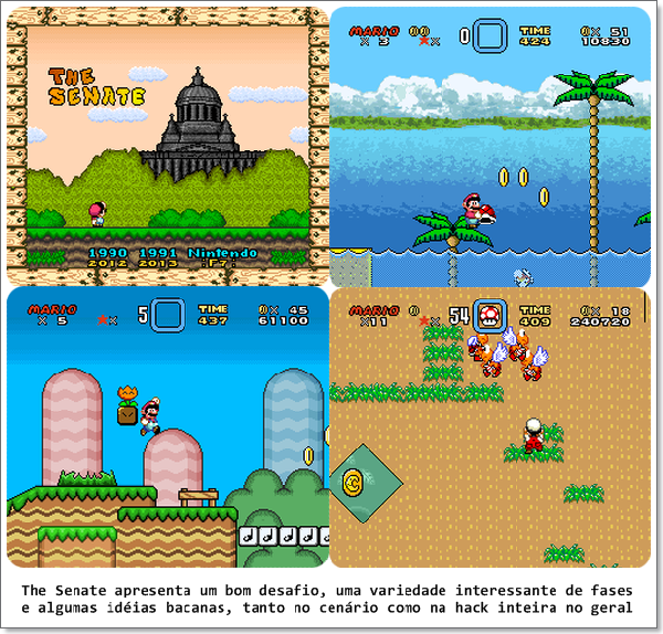 Top 10 Mario World Hacks - Imagez co